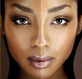 Glutathione is the most powerful antioxidant in the human body.  It is also a safe and natural skin-whitening agent.