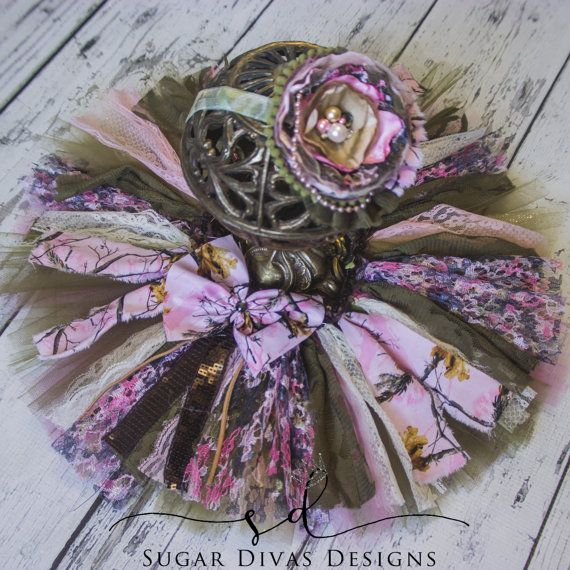 Camo Girl Real Tree Pink green camo tutu set by SugarDivasDesigns
