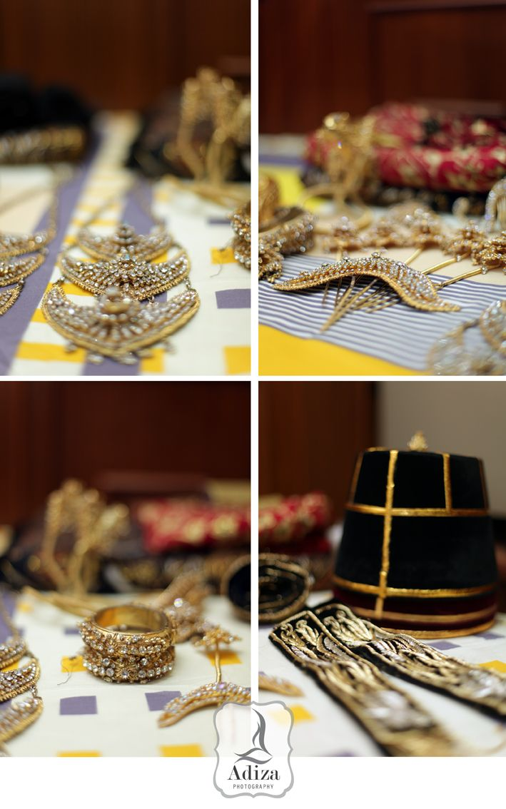 Javanese wedding outfit Accessories