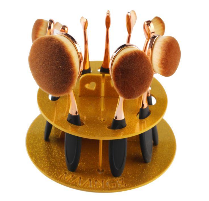 $8.01 (Buy here: https://alitems.com/g/1e8d114494ebda23ff8b16525dc3e8/?i=5&ulp=https%3A%2F%2Fwww.aliexpress.com%2Fitem%2FBrushes-Holder-Oval-Makeup-Brushes-Holder-Teethbrush-Set-Holder-Makeup-Brushes-Set-Holder-for-Toothbrush-Make%2F32730560816.html ) Brushes Holder Oval Makeup Brushes Holder Teethbrush Set  Holder Makeup Brushes Set Holder for Toothbrush Make up Brushes for just $8.01