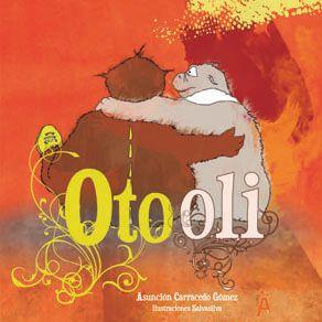 """""""OTO Y OLI"""" de Asunción Carracedo Gómez. Vive una nueva aventura dentro de este libro junto a Oto, un simpático monstruo que ha dejado de ser """"tragón"""" para convertirse en un monstruo """"amigo"""".  Cuando Oli visita a su ,Oto, en la ciudad, trae una mochila llena de regalos.  El 1º es un sombrero muy especial, puede proteger de los rayos del sol (de la envidia), del frío (de la soledad y la tristeza) e impedir que nos cale un chaparrón (de mentiras). DE 6 A 8 AÑOS"""