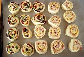Thermolicious: Thermomix Cheese and bacon scrolls