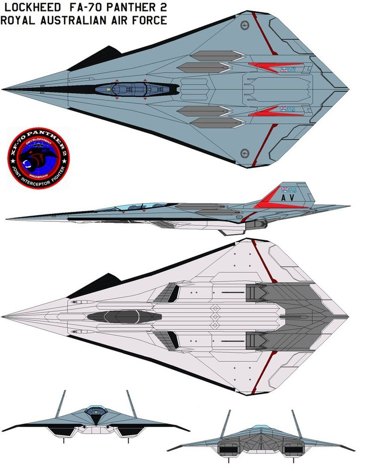 Lockheed FA-33 Timber Wolf Multirole jet fighter General characteristics • Crew: 1 • Length: 69 ft 2 in) • Wingspan: 50 ft 9 in to 54 ft 9 in) • Height: 15ft • Wing area: 8...