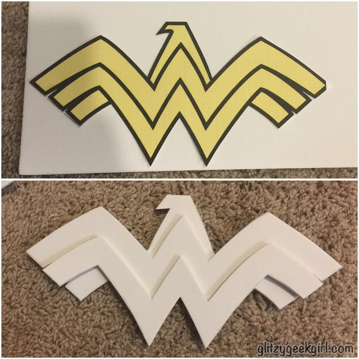 OMGLITZY: Tutorial: Wonder Woman Cosplay Costume