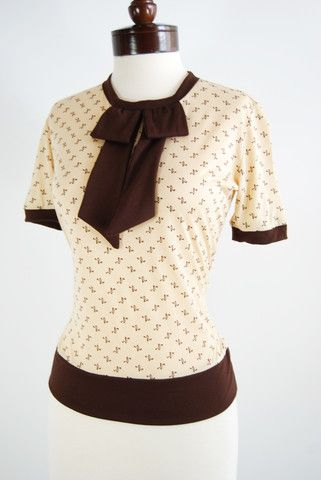 The Gretchen Blouse - Butter