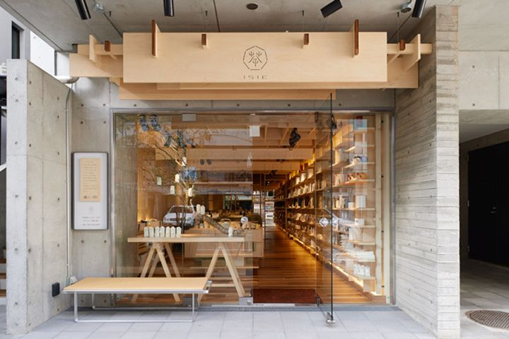 151E tea shop, Fukuoka   Japan store design Ichi-go ichi-e (一期一会) is one of those Japanese phrases that is near-impossible to translate. Derived from a mix of roots like tea master Sen no Rikyo, Buddhism and also Tokugawa Shogunate politics, the term can be used to encourage one to cherish a once in a lifetime moment or – in the tradition of tea ceremonies – a cup of tea.