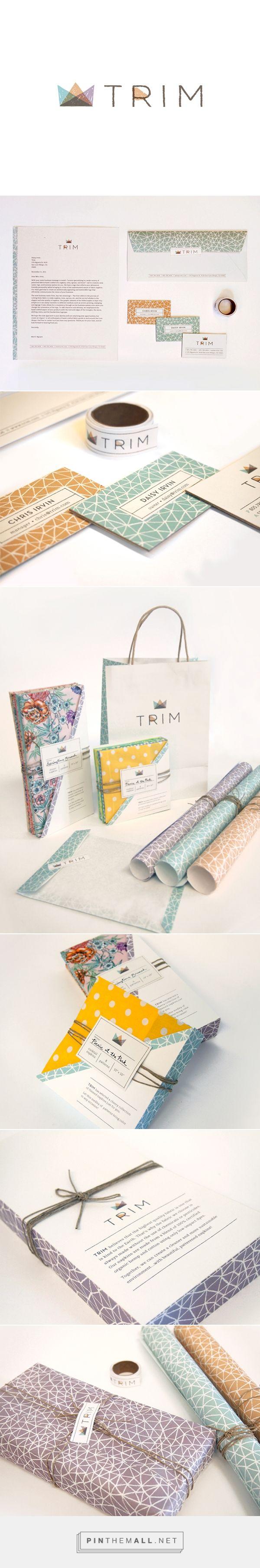Trim Branding on Behance