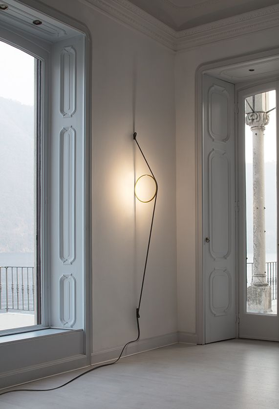 Lampada Wirering Bianco | Lighting nel 2019 | Lampade da ...