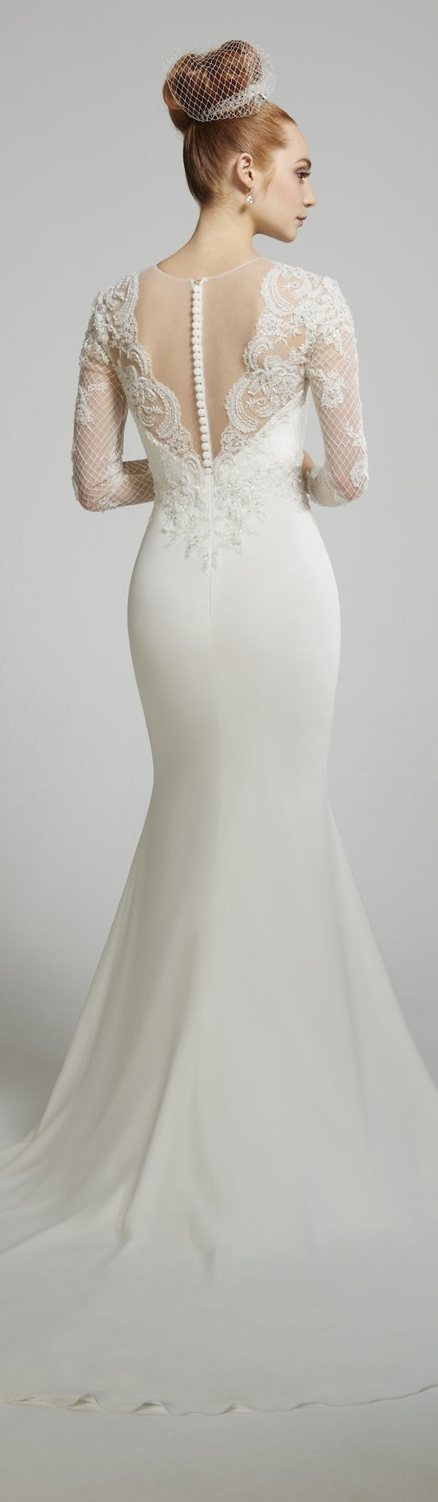 Matty 2016 by Matthew Christopher Bridal Collection - Carrington Wedding Dress