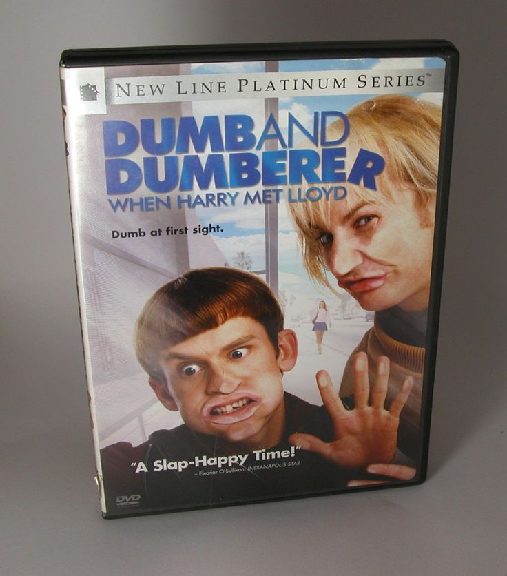 Dumb and Dumberer: When Harry Met Lloyd Derek Richardson, Eric Christian Olsen 2003 Pre-Owned DVD