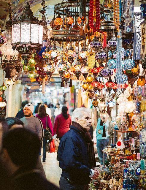 Grand Bazaar #kapalı #çarşı #kapalicarsi #grand #bazaar #lamps #istanbul #mustsee