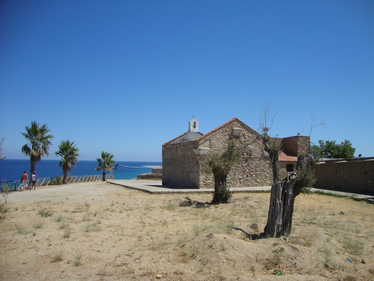 Punta Alice-Mercati saraceni- Calabria