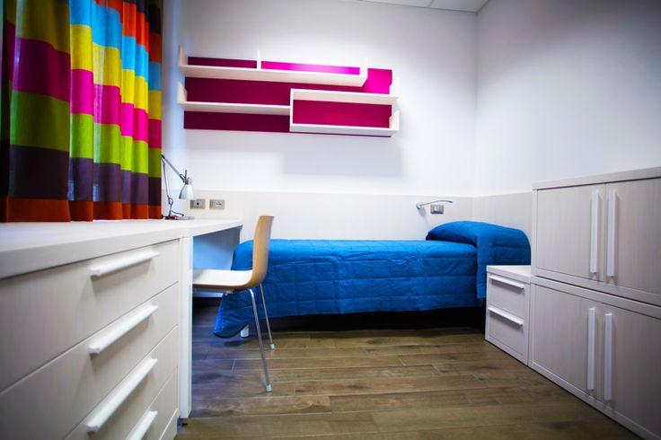 Arredo camera studentato Pescara - Uno Fabbrica