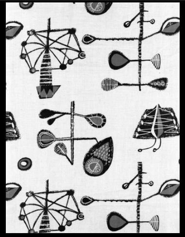 Lucienne Day textile design