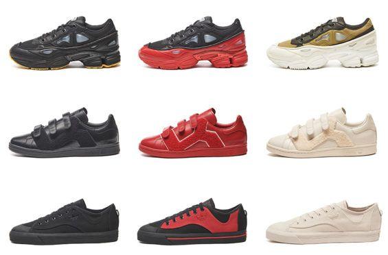 http://SneakersCartel.com Take A Look At The adidas by Raf Simons Fall/Winter 2017 Collection #sneakers #shoes #kicks #jordan #lebron #nba #nike #adidas #reebok #airjordan #sneakerhead #fashion #sneakerscartel