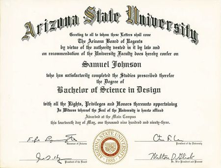 UA degrees Coming soon to a community college near you – Free College Diploma Template