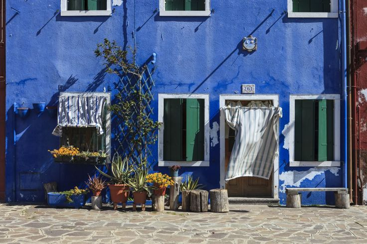 Blue House | Burano