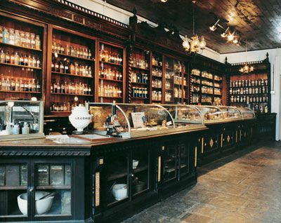 The New Orleans Pharmacy Museum lets visitors explore the role of the apothecary through the ages, his responsibilities and methods of healing.data-pin-do=