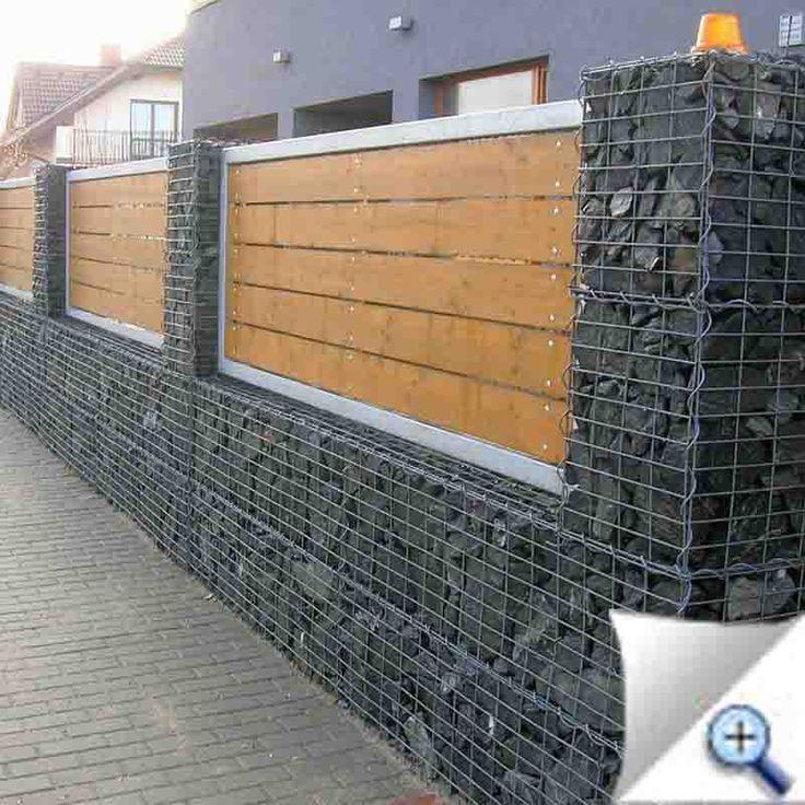 109 best images about rock fence building on pinterest for Gabions phoenix