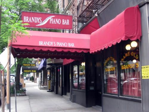 It's an oldie but goodie that has somehow managed to elude tourists. Brandy's Piano Bar is a cabaret-style piano bar, where the talented wait staff, bartenders and customers sing-along to show tunes, classic rock, and blues. (235 E. 84th St., brandysnyc.com)