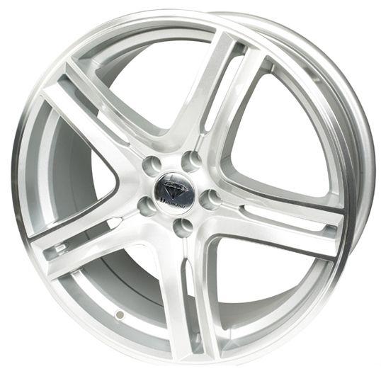 DIAMOND EQUINOX SILVER POLISHED alloy wheels at http://www.turrifftyres.co.uk/alloywheels #alloy #wheels #rims #mag #cars #DIAMOND #EQUINOX #SILVER POLISHED
