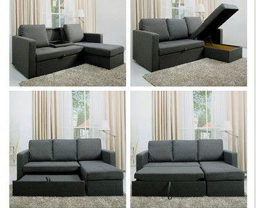 L Shaped Sofa Bed Grabone Mobile