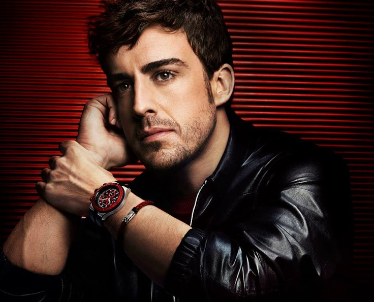Fernando Alonso for Viceroy  www.viceroy.es  www.facebook.com/viceroy