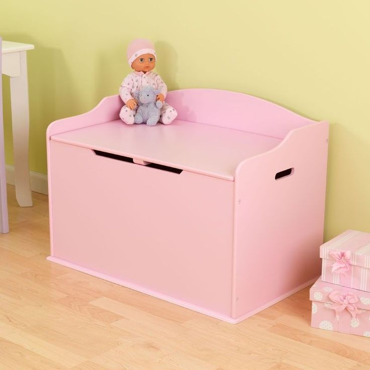 Ba l austin de kidkraft para almacenaje de juguetes y - Decoracion de habitaciones para ninos ...