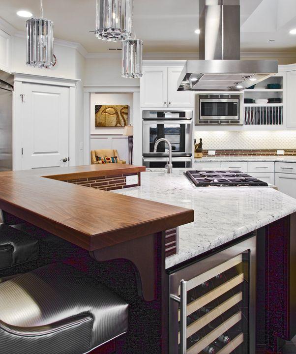 Custom Kitchen Islands: 36 Best Buchan Custom Homes Images On Pinterest