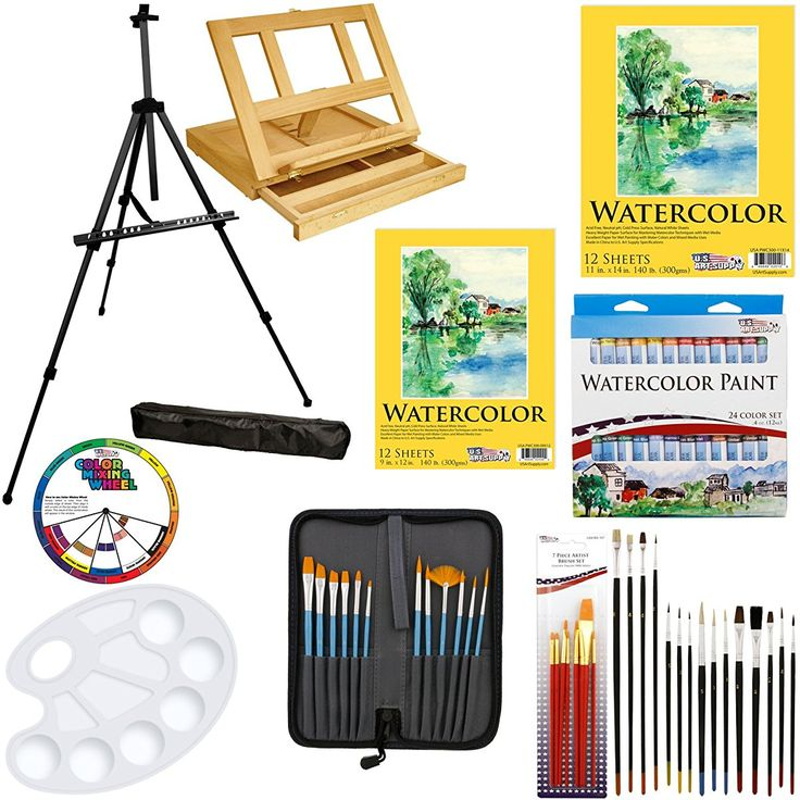 21 best Art Set With Easels images on Pinterest | Art supplies ...