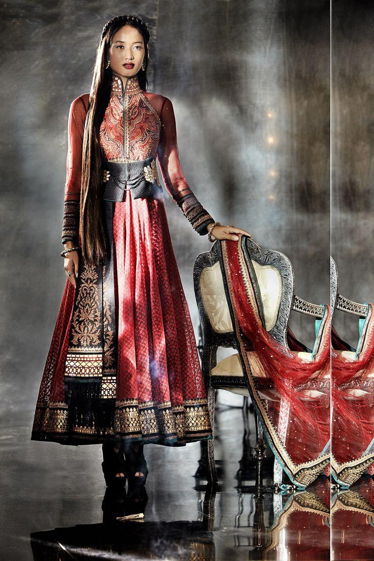 Tarun Tahiliani for India Bridal Fashion Week 2014