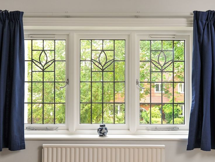 New bespoke casement timber window manufactured and installed by The Sash Window Workshop