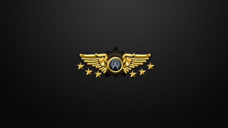 Download CSGO Supreme Master First Class Rank Logo 1920x1080