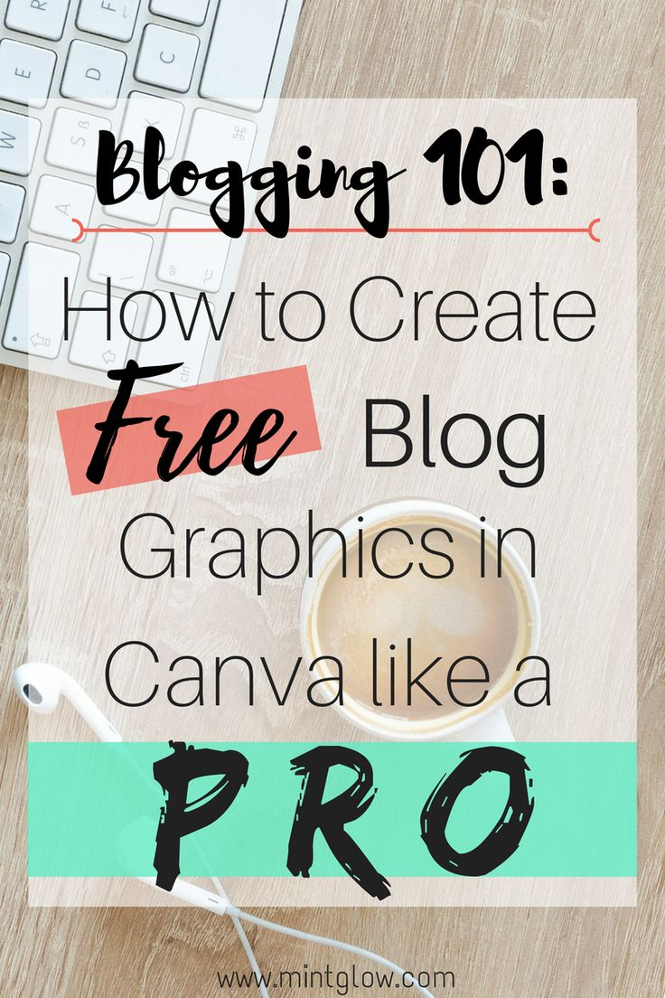Canva is a fabulous tool for creating blog graphics that look super professional. Best of all, it's totally FREE. At least the version I use Read More