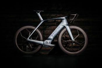 Концептуальный дизайн велосипеда Trek