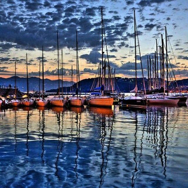 Porto di lerici gita in barca