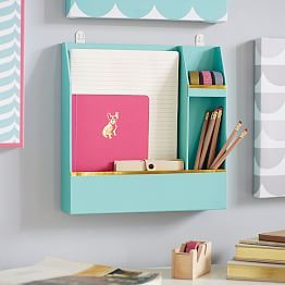 Desk Accessories, Desktop Organizers & Study Accessories | PBteen. Love! Love! Love!