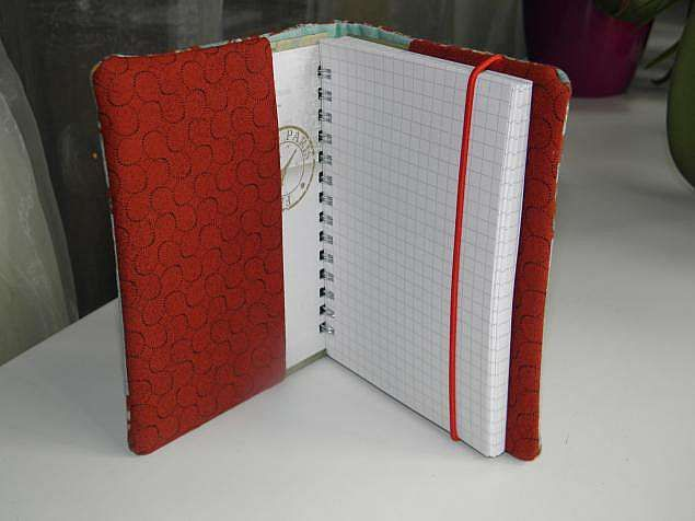 Обложка для записной книжки( паспорта, блокнота, книги)