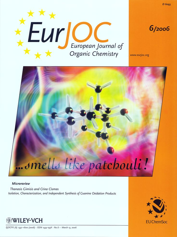 Philip Kraft, Christophe Weymuth, Cornelius Nussbaumer, Total Synthesis and Olfactory Evaluation of (1R*,3S*,6S*,7S*,8S*)-3-Hydroxy-6,8-dimethyltricyclo[5.3.1.03,8]undecan-2-one: A New Synthetic Route to the Patchoulol Skeleton, Eur. J. Org. Chem. 2006, 1403–1412. DOI: 10.1002/ejoc.200500975