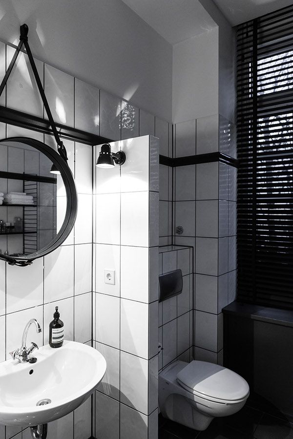 Loft Apartment & Studio, Berlin on Interior Design Served