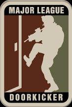 Room service, door kicker