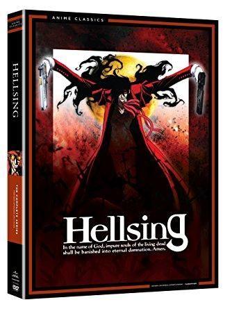 Crispin Freeman & Victoria Harwood - Hellsing - Hellsing Series