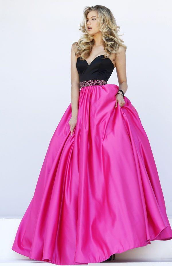 47 best Sherri Hill Dresses images on Pinterest | Vestidos de ...