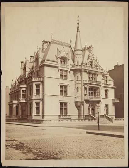 W. K. Vanderbilt House - Museum of the City of New York