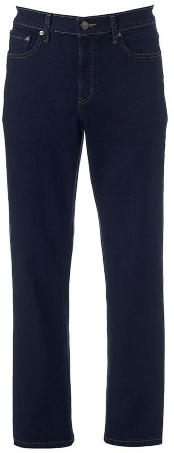 Big & Tall SONOMA Goods For LifeTM Straight-Fit Stretch Jeans