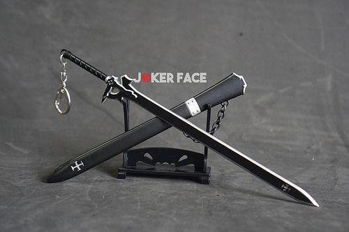 Kiếm Elucidator 22cm Kirito Ver.2 - Sword Art Online – Joker Face Shop