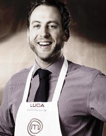 Luca Manfè - Friulano nato ad Aviano e trapiantato a NY, vince Masterchef USA 2013 con il #Frico di #Montasio.