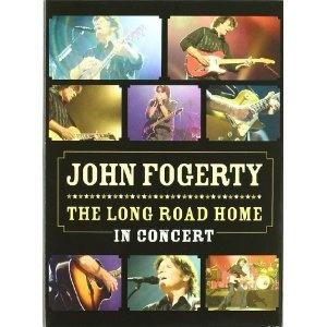 Viendo este concierto mientras edito fotos, música de mi juventud John Fogerty: The Long Road Home in Concert