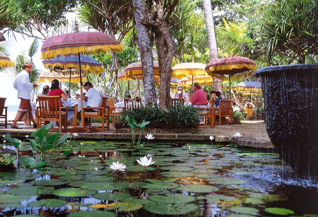 Frangipani Cafe -The Oberoi, Bali