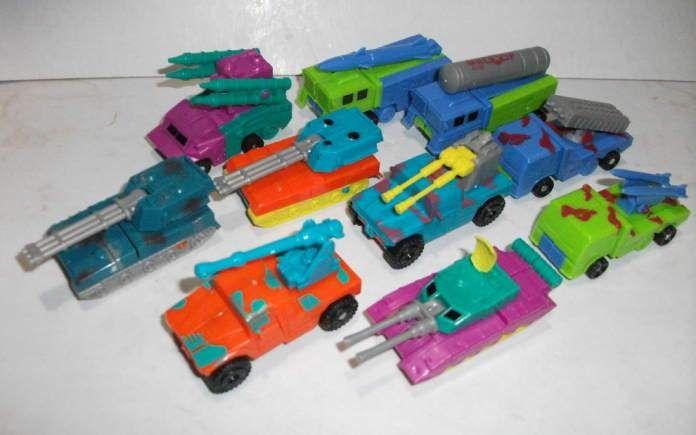 ko transformers classic 3 battle fleet tank size mini king kong 3 yuan / a #transformer